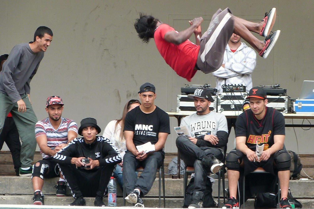 BATTLE HIP-HOP
